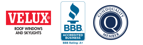 Velux Bbb Guild Quality Logos